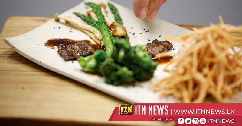 Lab-grown steak for eco-conscious diners