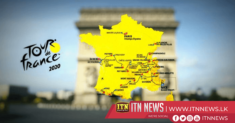 Advantage to climbers as 2020 Tour de France route revealed