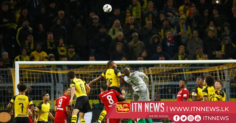 Scintillating Dortmund muscle past champions Bayern 3-2