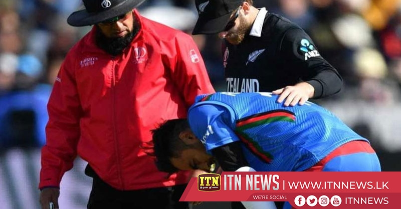 Afghanistan Skipper Gulbadin Naib Gives Massive Update On Rashid Khan's Head Injury