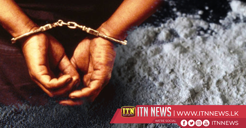 Pakistani national arrested with heroin worth 30 million rupees