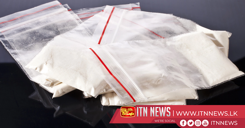 Foreign woman arrested with 32 kilograms of heroin