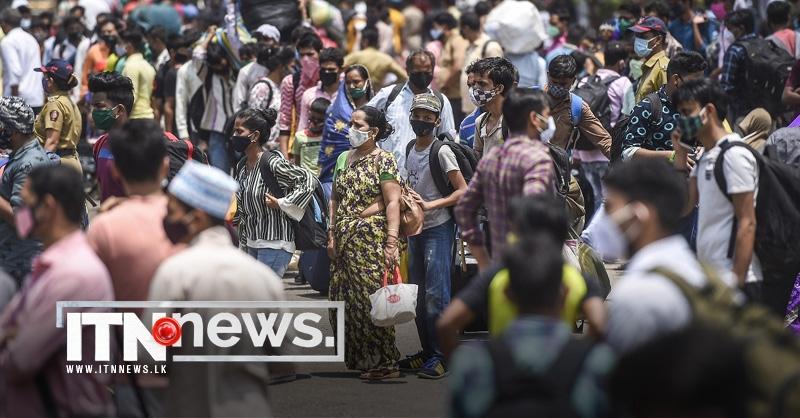 கடந்த 24 மணிநேரத்தில் இந்தியாவில் 3 இலட்சத்து 15 ஆயிரத்து 802 புதிய கொரோனா தொற்றாளர்கள்..
