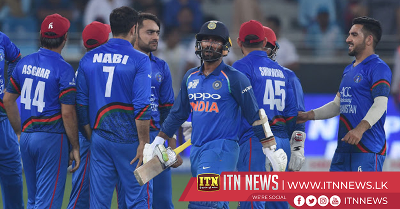 Asia Cup match ends in tie