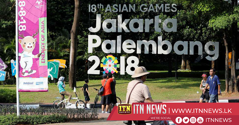 Host nation Indonesia gears up for Asian Games kick off on August 18