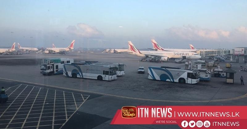 Katunayake International Airport development begins