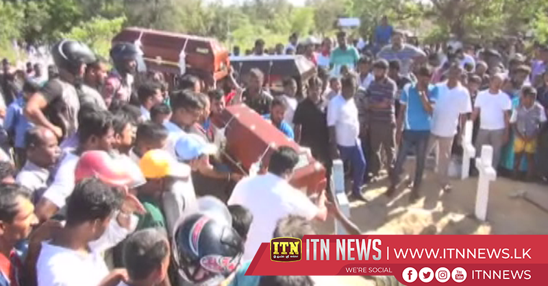 Funeral of 10 killed in Mahiyangana accident held