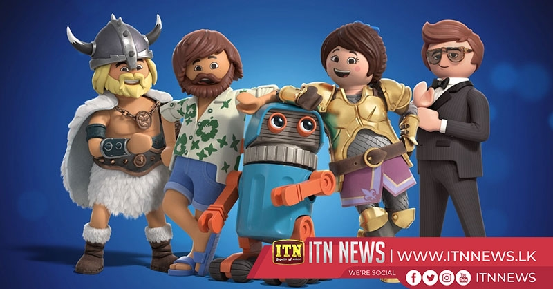 """Playmobil: The Movie""  scheduled for release in December"