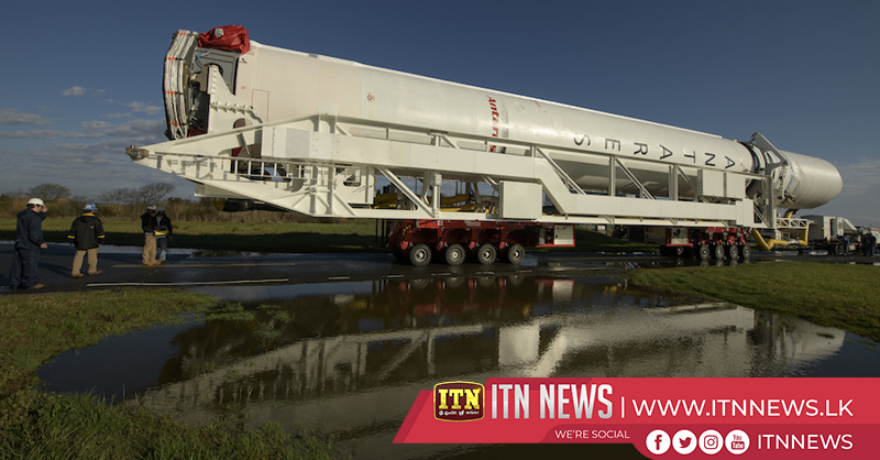 Antares rocket launched with mission to International Space Station