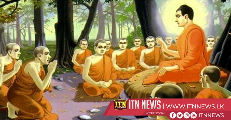 Buddhists mark Il full moon Poya day