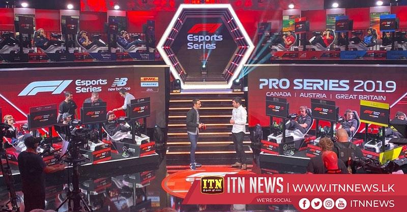 Alfa Romeo's Bereznay wins two in a row at Formula 1 Esports event