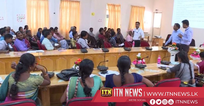 Stand together for the country program launched in Jaffna