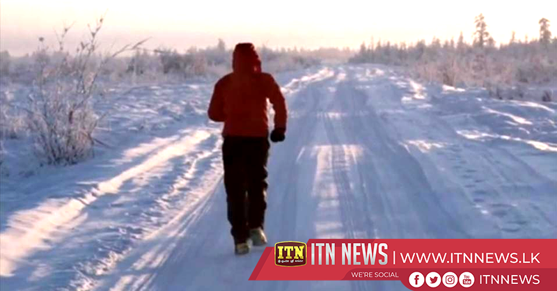 Moldovan runner braves -60C at Pole of Cold to cover 50 km