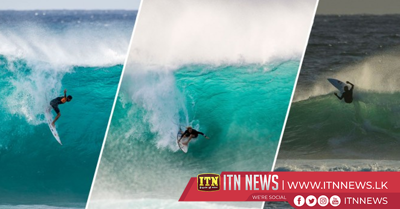 Wildcard stuns in surfing and throws open World Surf League