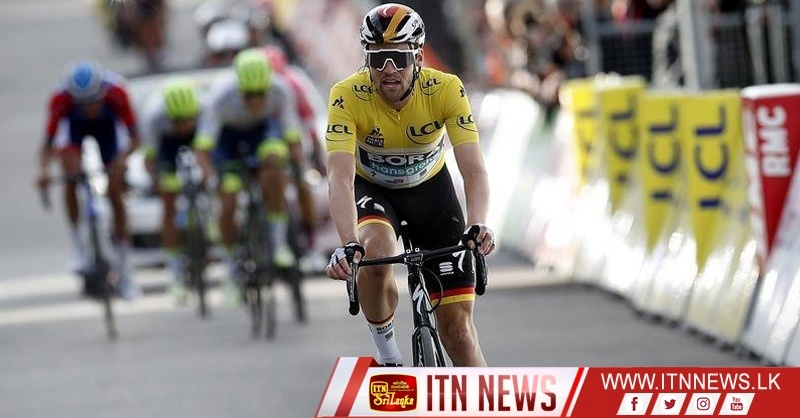 Schachmann clings on to win Paris-Nice