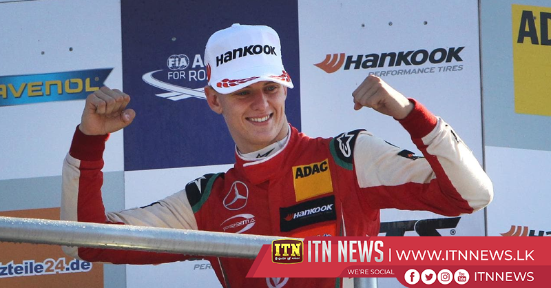 Schumacher's son Mick wins European F3 title