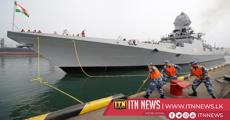 Philippines' largest warship, Malaysian frigate arrive in Qingdao to partake in Chinese navy anniversary celebrations