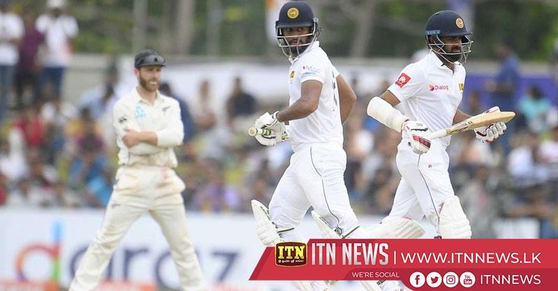 Sri Lanka win by six wickets