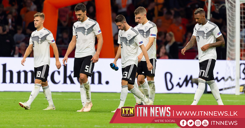 Germany desperate for win against France