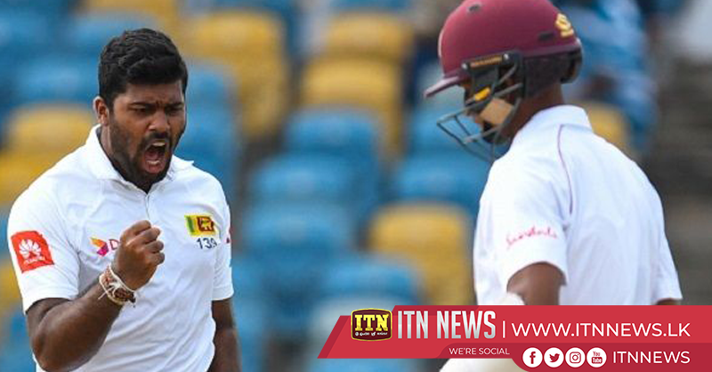 Windies bowled out for 204