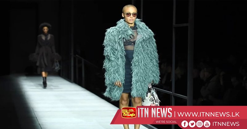 Pyjama-clad Russian grannies hit catwalk with style