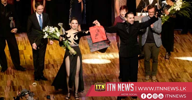 Couples shine at World Tango Stage Final in Buenos Aires
