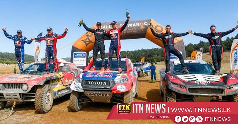 Giniel de Villiers and Andrew Short crowned Rallye du Maroc champions